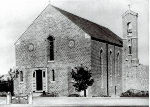 Church Circa 1930's